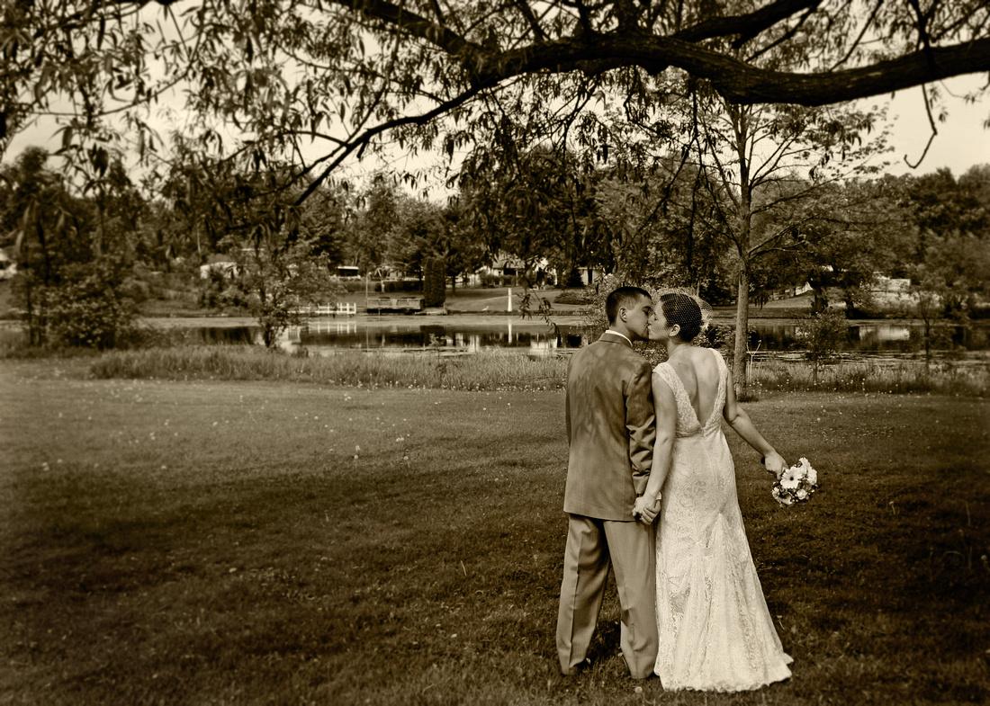 Heritage Park Wedding