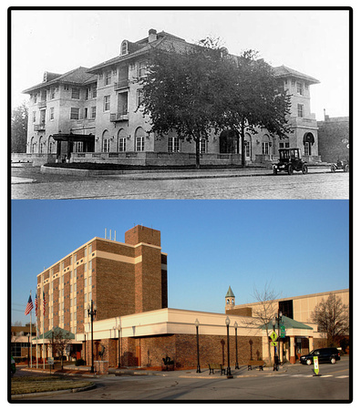 Neenah Then & Now